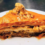 Enjoy fresh Baklava along with other delightful desserts in our dining room.