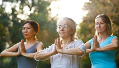 Wellness at our Retirement Communities in Fredericksburg TX