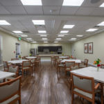There are plenty of dining options at The Villages of Windcrest in Fredericksburg, TX